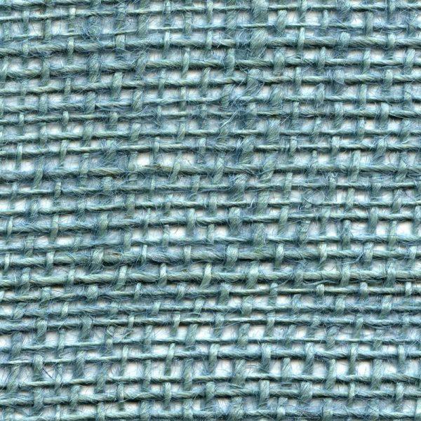 Jutová tkanina světle modrá o gramáži 211 g/m2