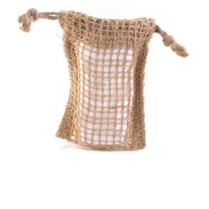 Síťový sáček 12 x 8 cm