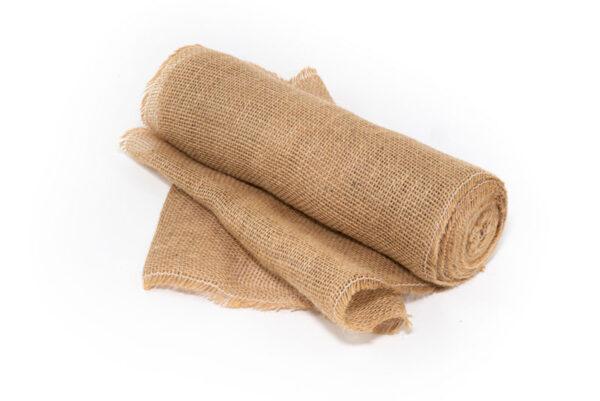 Jutová tkanina 30 cm